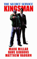 The Secret Service: Kingsman - TPB/Graphic Novel